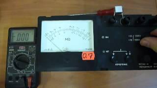 Испытание деградации металлопленочного конденсатора EPCOS B32562H8474K мегаомметром Ф4102/2-1М(, 2013-09-16T07:16:35.000Z)