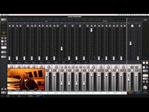 Console 2 0 Auxes,Sends & Headphone Mixes - YouTube