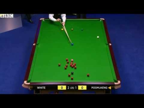 Biggest Snooker Fail Of All Time WSC 2013