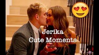 Jerika Cute Moments Part 3 // Jake Paul Erika Costell