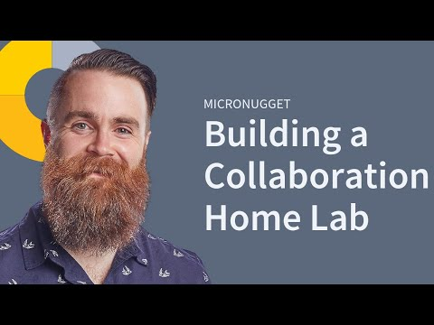 April 4, 2018 | Cisco How to Build a CCNP Collaboration Home Lab