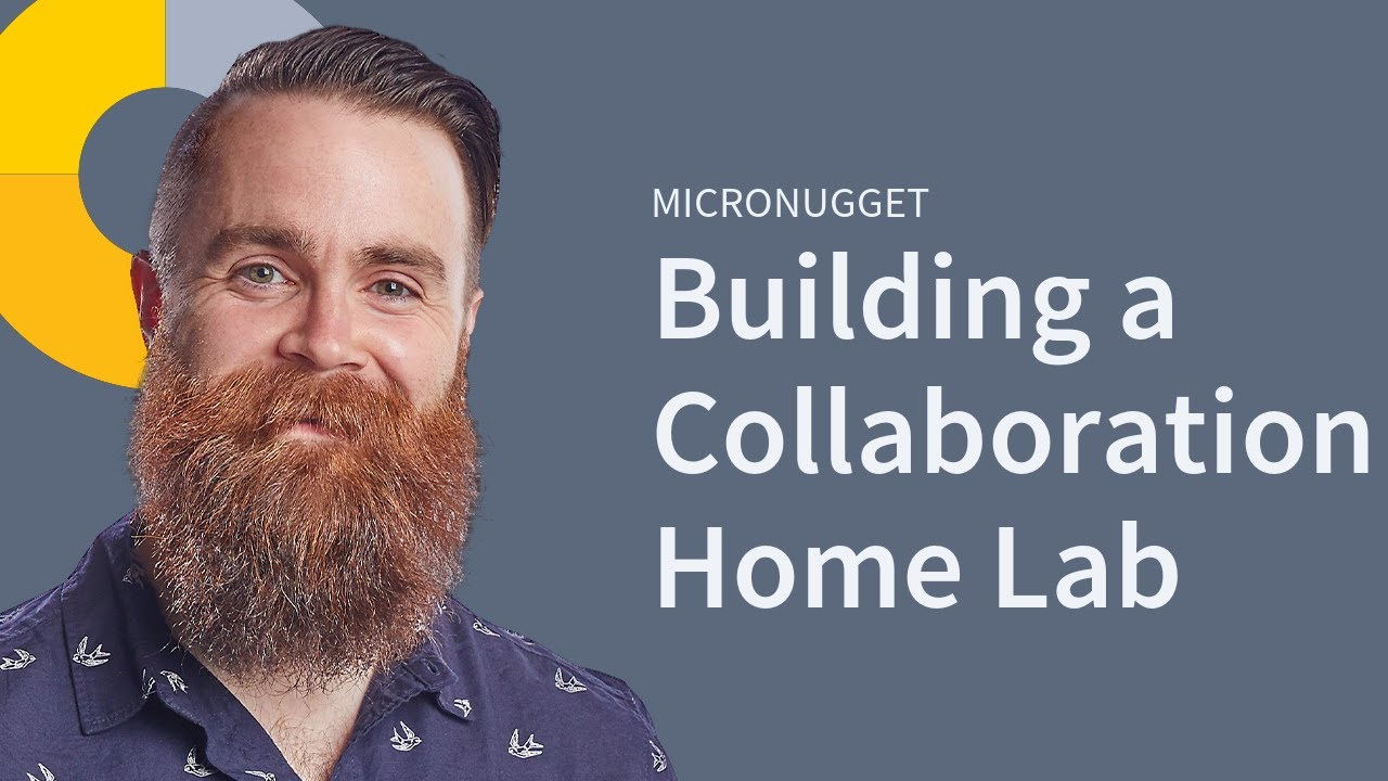How to Build a CCNP Collaboration Home Lab