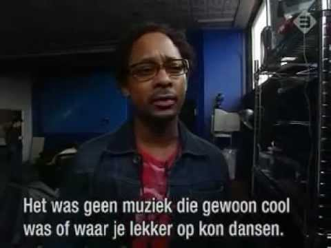 Dutch TV Program featuring Kraftwerk, The Electrifying Mojo, Derrick May...