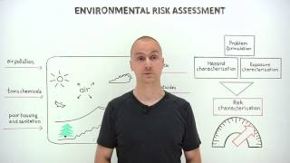What is environmental risk assessment?