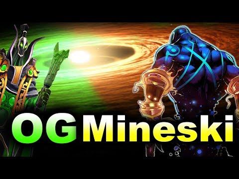 OG vs MINESKI - BLACK HOLES WAR! - ESL ONE KATOWICE 2019 DOTA 2 thumbnail