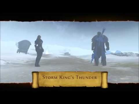Neverwinter- NEW-Storm Kings Thunder-With My Great Weapon Fighter-MOD 10 Quick Look