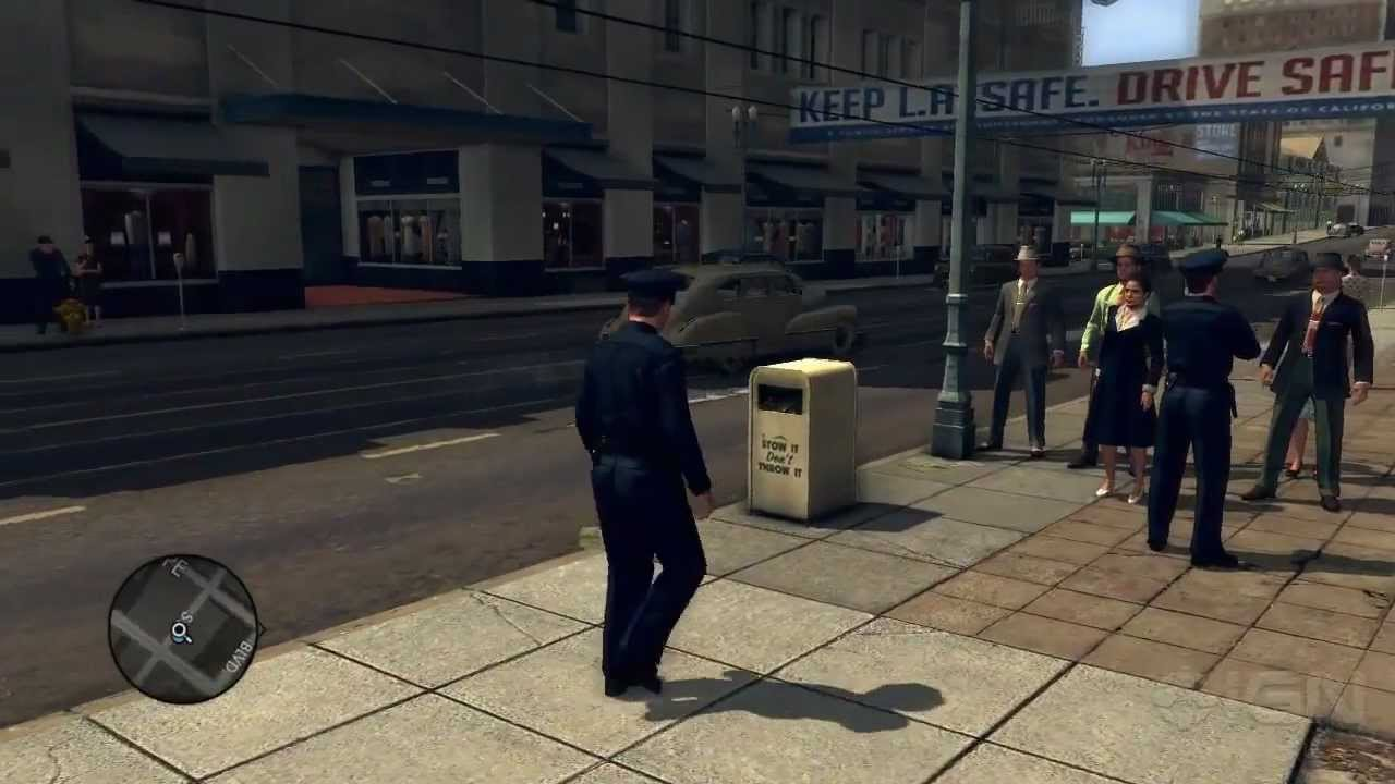 L. A. Noire: the complete edition [inc v1. 3. 2617 + all dlcs +.