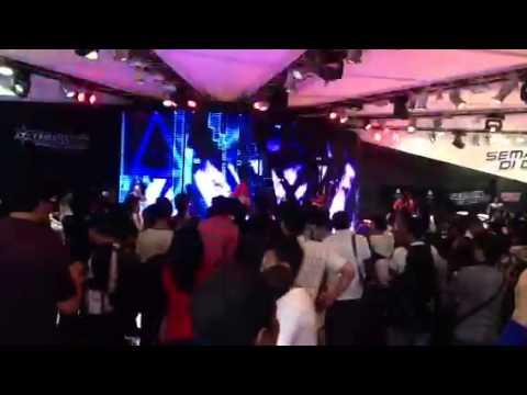 Jakarta Motor Show (YAMAHA) 31-04/11/2012