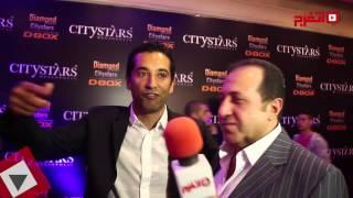 عمرو سعد يكشف تفاصيل أحدث أفلامه (اتفرج)