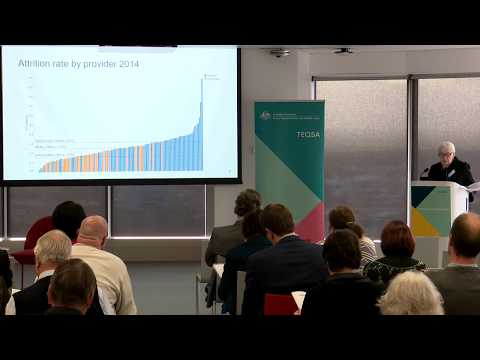 TEQSA Occasional Forum Series - First Year Student Attrition in Higher Education
