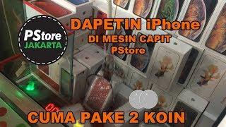 Gambar cover Dapetin iPhone di mesin capit PStore Jakarta