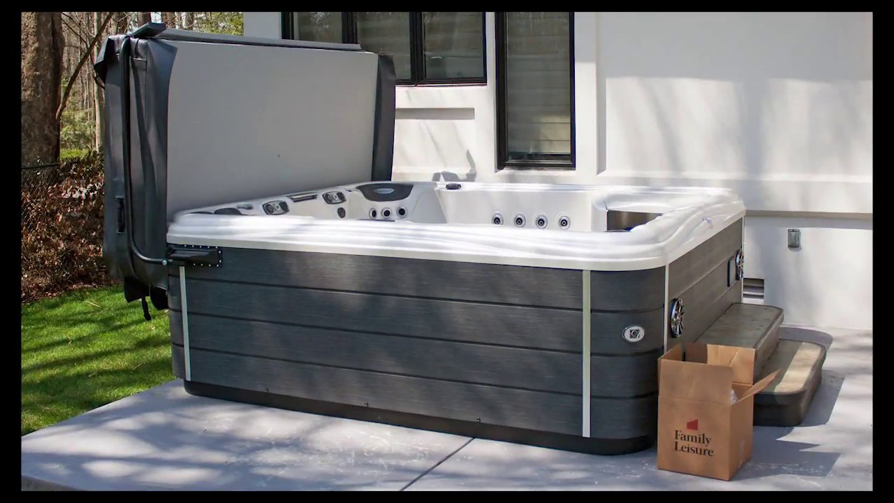 Hot Tub Installation Youtube Jacuzzi Wiring Instructions