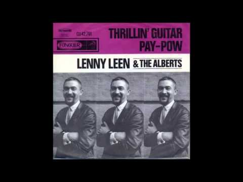 LENNY LEEN & THE ALBERTS - Pay Pow - FUNCKLER (NED)