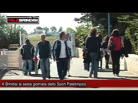 A Brindisi la sesta giornata dello Sport Palalimpico