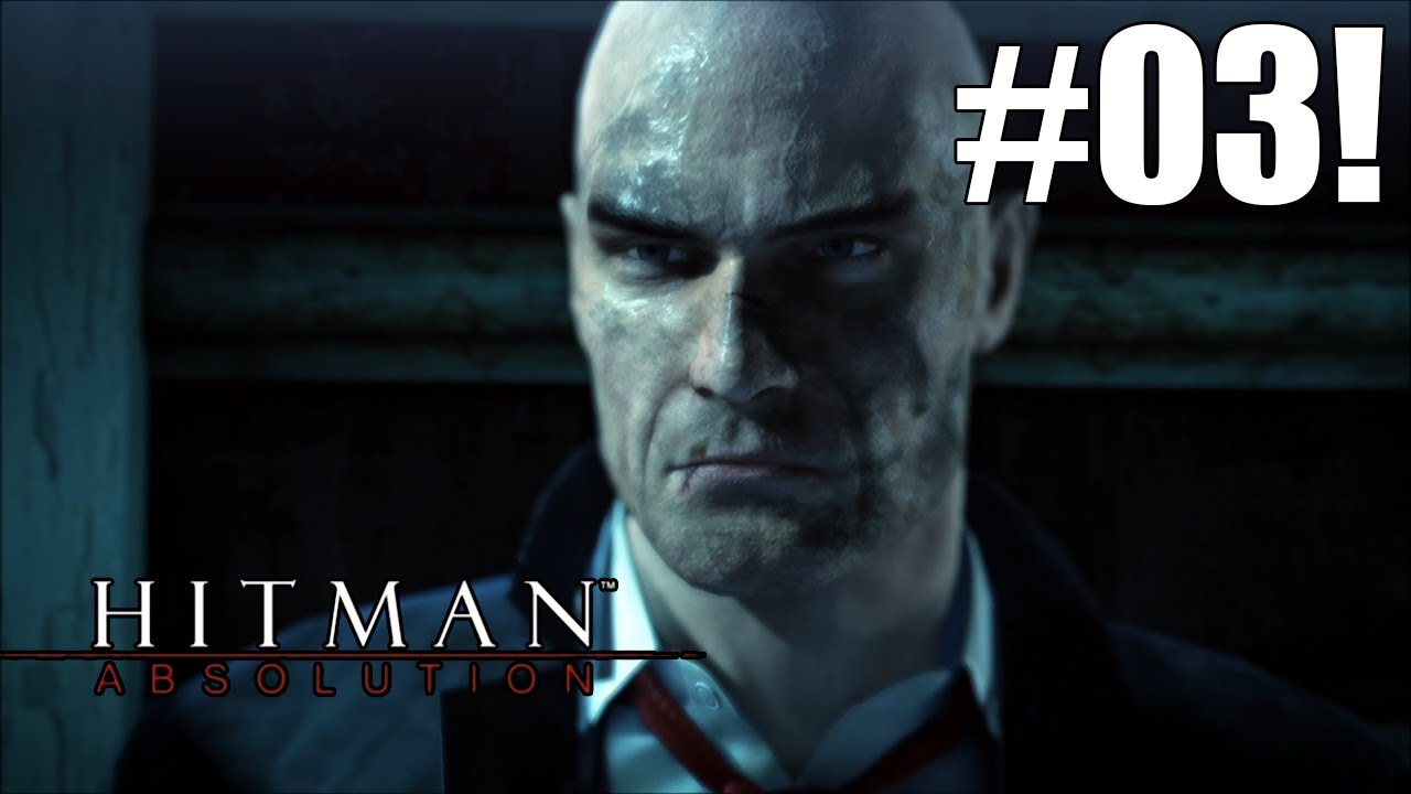 Hitman Absolution Hd Part 3 Run For Your Life Suit Only Youtube