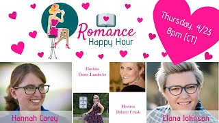 Romance Happy Hour - Episode #36