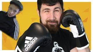 АДИК ТРИ ПОЛОСКИ ✔ Обзор перчаток Adidas Hybrid 100