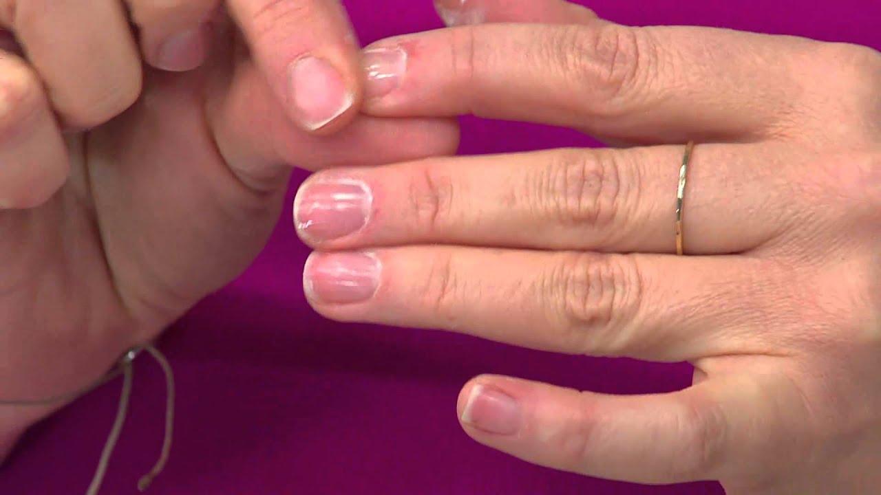Emjoi Micro-Nail Buff & Shine Manicure Kit with Sandra Bennett - YouTube