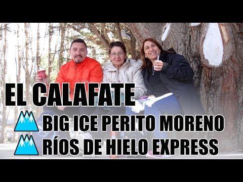 El Calafate - Big Ice / Ríos de hielo express - Septiembre 2017 - Gopro Hero 4