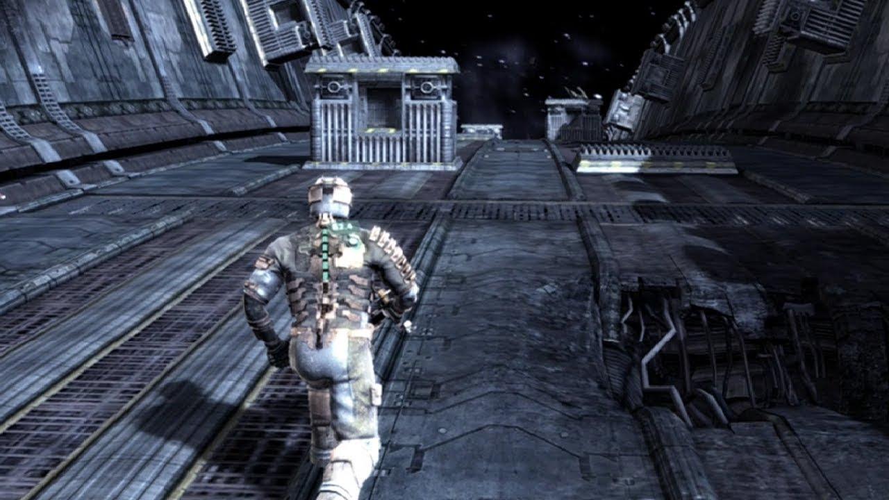 Run! Айзек! Run! Прохождение Dead Space 7|если мне нравится всякая хрень