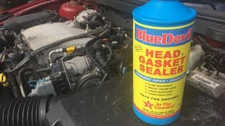 Blue Devil Head Gasket Sealer (Does It Work?)