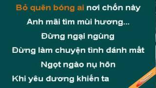 Nụ Hôn Vụng Về Karaoke - Lý Hải - CaoCuongPro