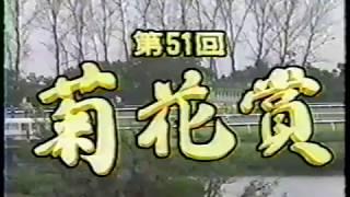 1990年第51回菊花賞 メジロマックイーン 単枠指定メジロライアン ホワイトストーン