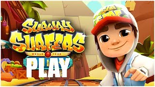 Subway Surfers Play on Mobile