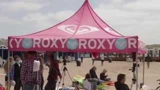 Roxy Surf Jam 2015, Honu Beach, MDQ- Primer Dìa