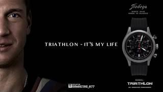 Anastas Panchenko / Pobeda Chronograph Triathlon 🏊🏽♂️🚴🏽♂️🏃🏽♂️