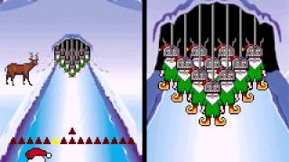 Elf Bowling 1 & 2 - Elf Bowling 1 (GBA) - Vizzed.com GamePlay - User video