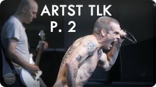 Henry Rollins on Joining Black Flag | Ep. 5 2/3 ARTST TLK | Reserve Channel