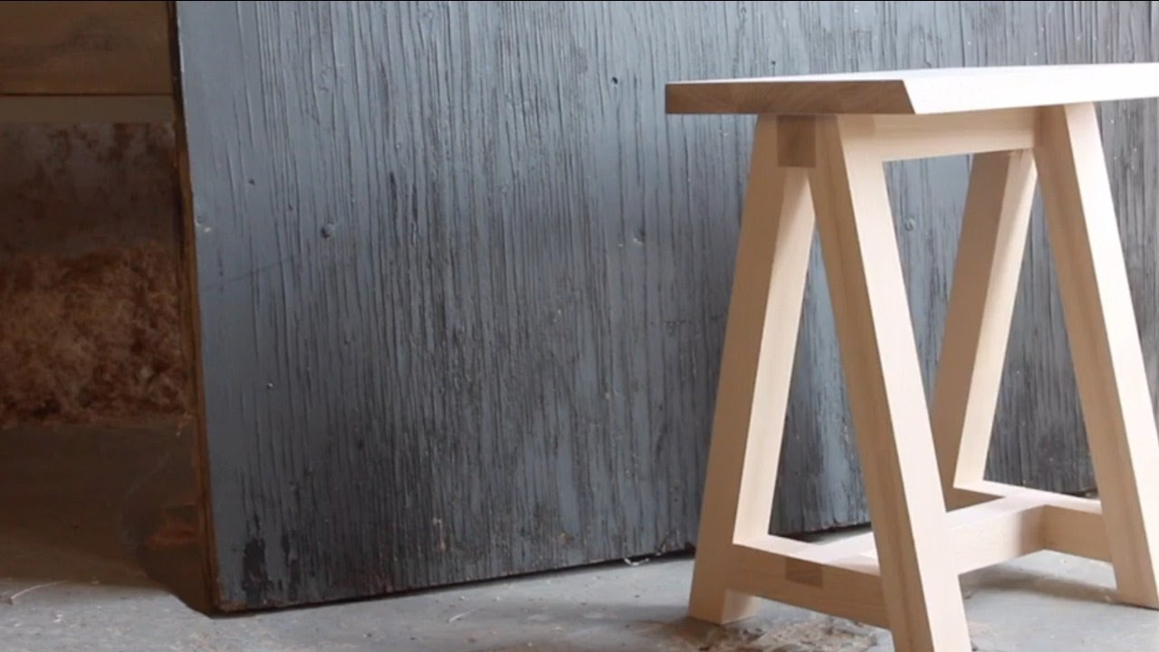 Building a Stool in the UK with J Smith Woodwork