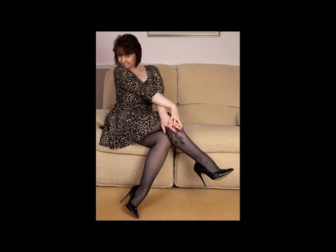 # 187 High Heels And Stockings, Высокие каблуки и чулки