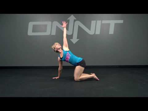 Arm Line Flow Sequence Bodyweight Exercise