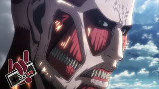 Attack On Titan S3 - Berthold Transformation | Apple Seed EP 5…
