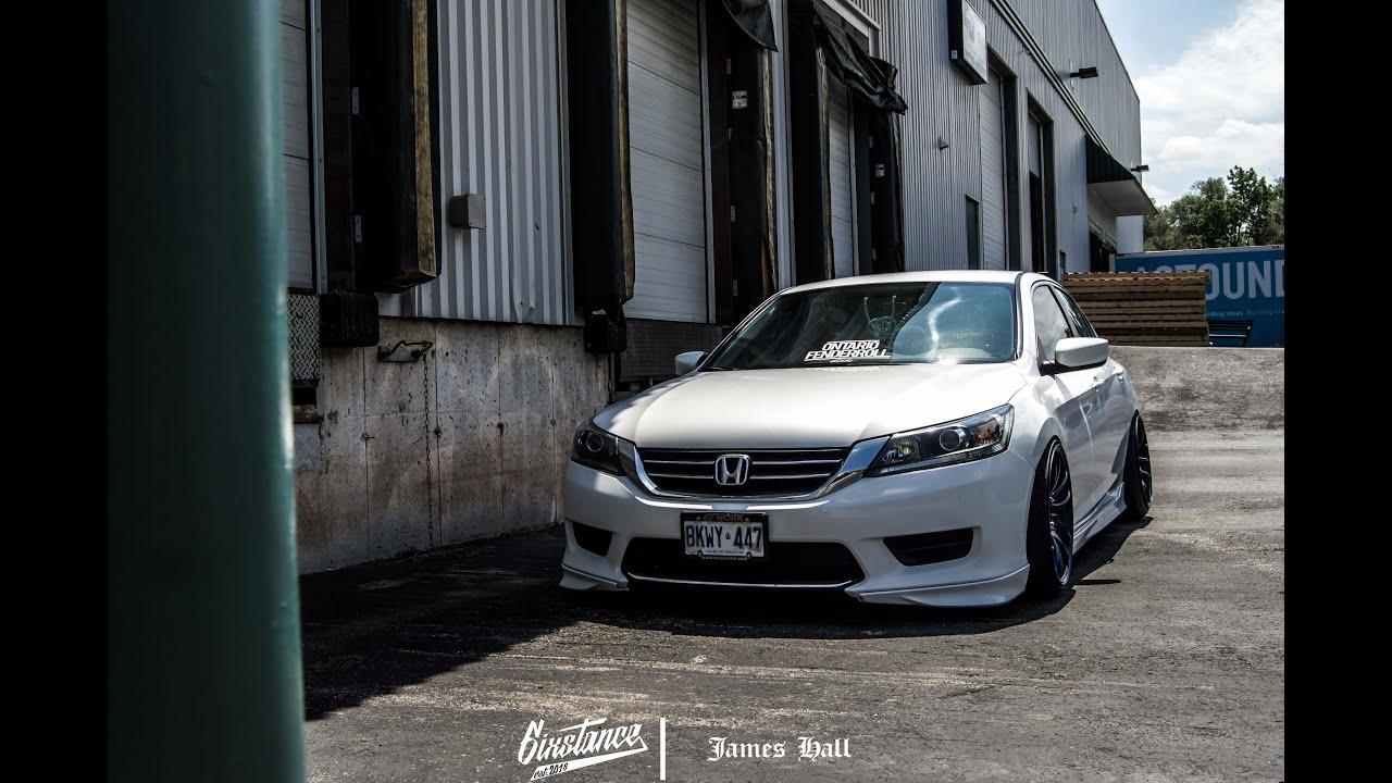 Honda Accord Sport >> Dave's Slammed Accord | J3P CINEMA - YouTube