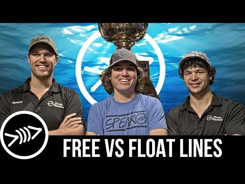 Ryan Myers On Free Vs Float Lines - Florida Freedivers