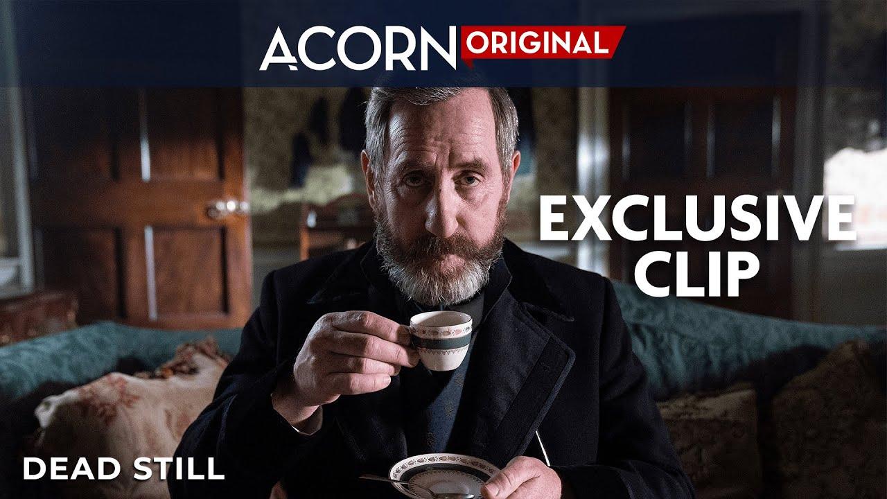 Acorn Tv Original Dead Still Exclusive Clip 3 Youtube
