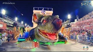CAMPEÃ: BEIJA-FLOR DE NILÓPOLIS 2018 - Desfile Com...