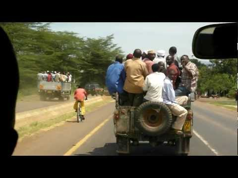 Life & Public Transport in East Africa
