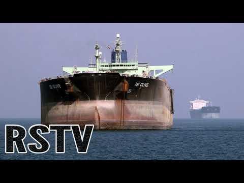 Barcos Petroleros Iraníes desaparecen de los Radares después de Quitarles los transpondedores