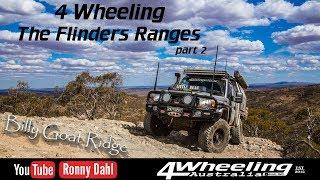 4 Wheeling The Flinders Ranges, part 2 of 6