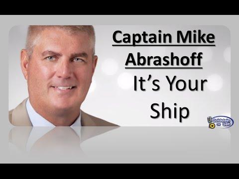Captain Mike Abrashoff  - It's Your Ship - interview - Goldstein on Gelt Dec. 2014