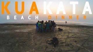 Kuakata | Beach dinner