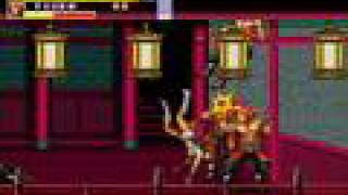 Mega Drive Longplay [004] Streets of Rage 3