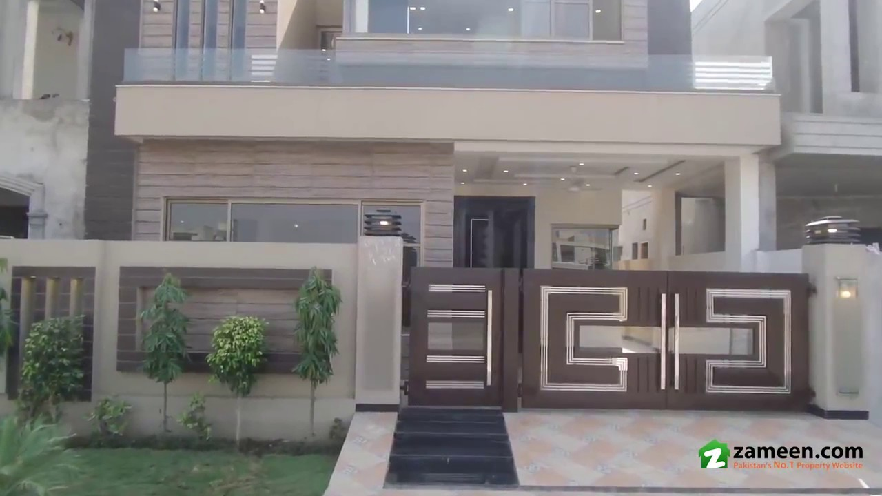 Home Design Gate Ideas: 7 MARLA BRAND NEW STUNNING HOUSE IS AVAILABLE FOR SALE IN