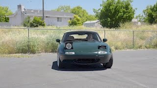 $0 Mod - Miata Wink the right way. Takes 90 seconds