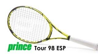 Prince Tour 98 ESP Racquet Review