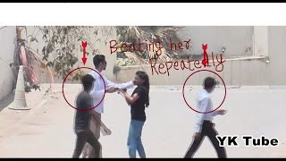 Slapping a Cute Teen Indian Girl ( OMG MUST WATCH )    Pranks in India    #26